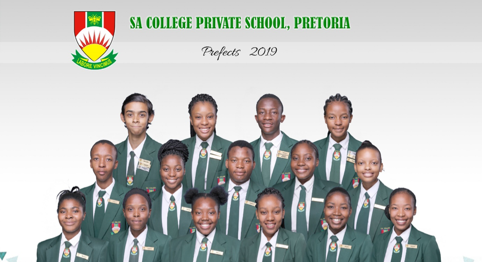 Our 2019 Prefects